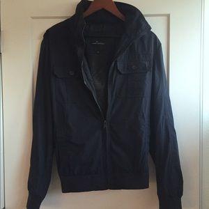 Marc Anthony - bomber Jacket - Navy